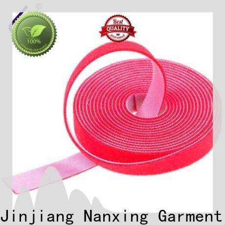 multi-purpose double sided hook and loop durable factory direct supply for strapping