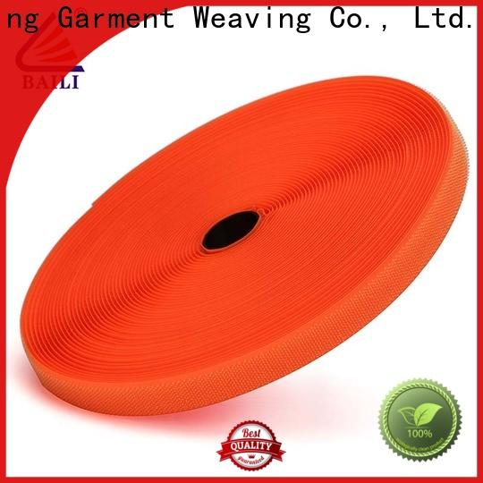BAILI quality hook tape customized for leather-ware