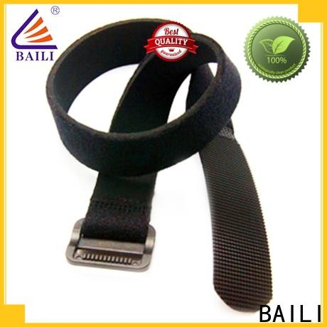 quality hook and loop fastener elastic wholesale for luggage