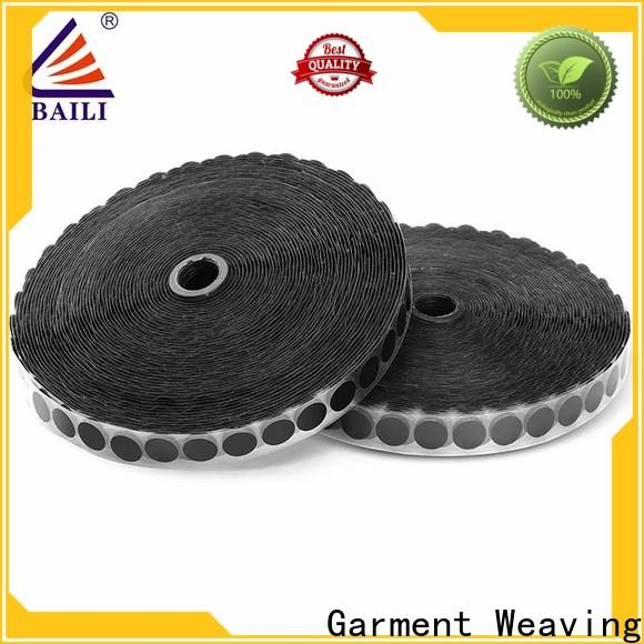 BAILI with dots adhesive loop manufacturer for photo frame