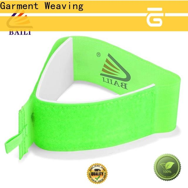 BAILI hot selling hook and loop ski straps manufacturer for carrying skis