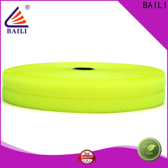 BAILI quality hook tape customized for curtain