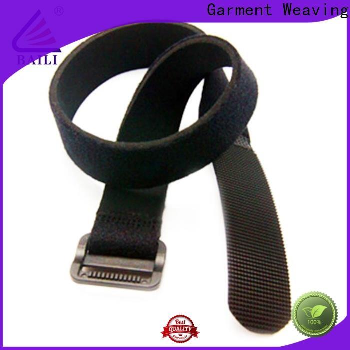 BAILI durable hook & loop fasteners series for luggage