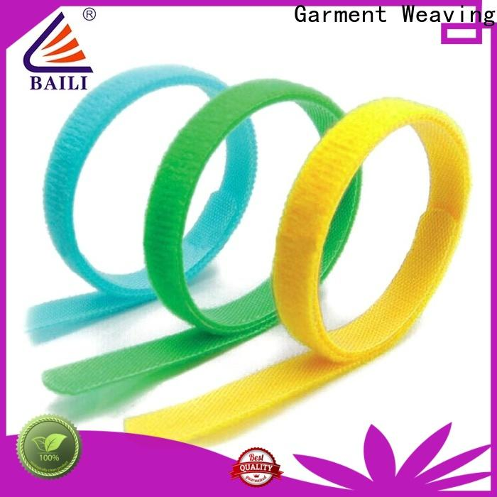 BAILI elastic hook fastener wholesale for cable ties