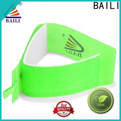 BAILI hot selling hook and loop ski boot power strap wholesale for carrying skis