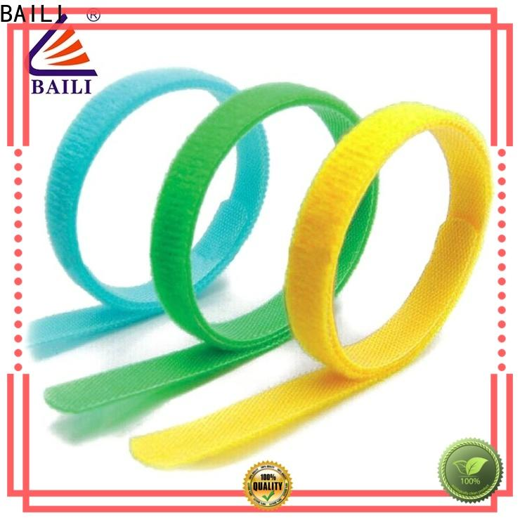 BAILI reusable reusable tie straps supplier for luggage