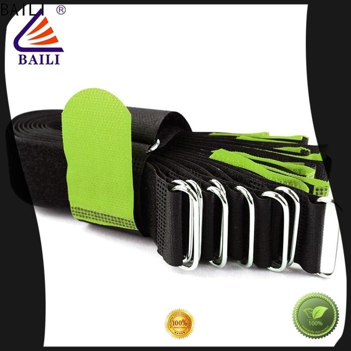 BAILI quality hook & loop fasteners factory direct supply for luggage