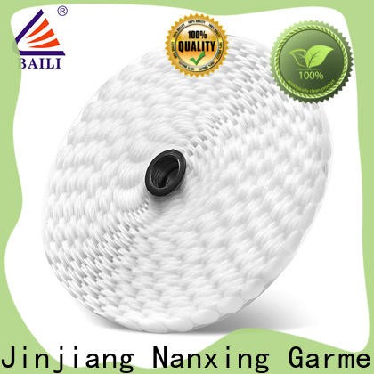 BAILI with dots adhesive loop supplier for wood