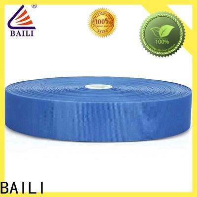 BAILI molded 3m hook tape customized for clothes