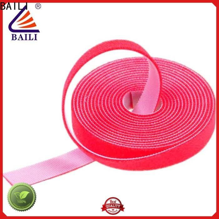 good price sticky back hook and loop double supplier for cable