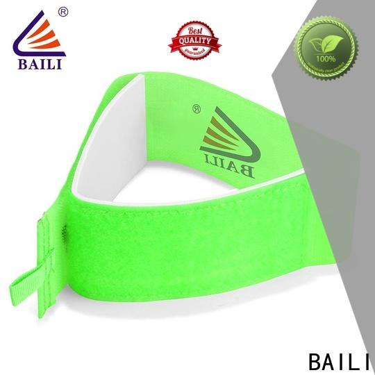 BAILI hot selling hook and loop ski boot power strap manufacturer for carrying skis