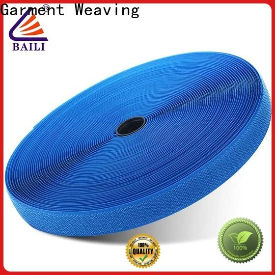 BAILI durable hook and loop manufacturer for curtain