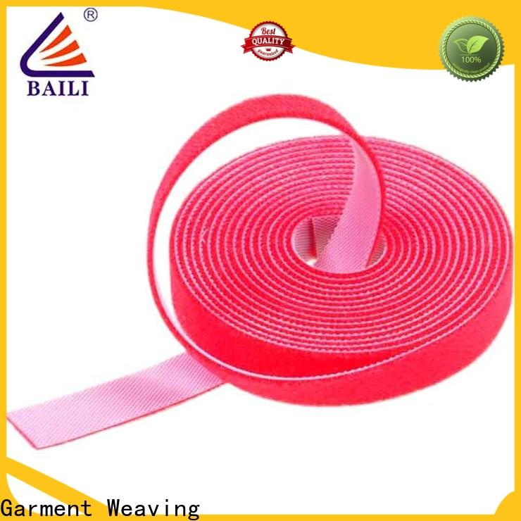 BAILI real double sided adhesive tape factory direct supply for strapping