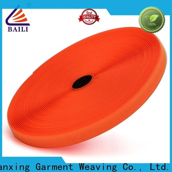 BAILI durable hook tape factory direct supply for leather-ware