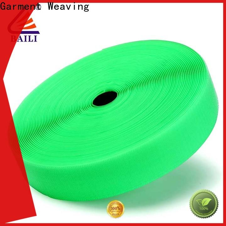 reliable hook & loop tape nylon manufacturer for bags