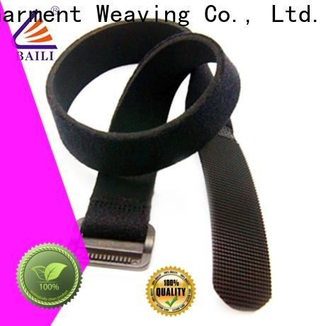 BAILI nylon reusable tie straps wholesale for cable ties