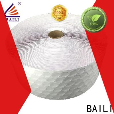 BAILI professional self adhesive hook and loop manufacturer for wall