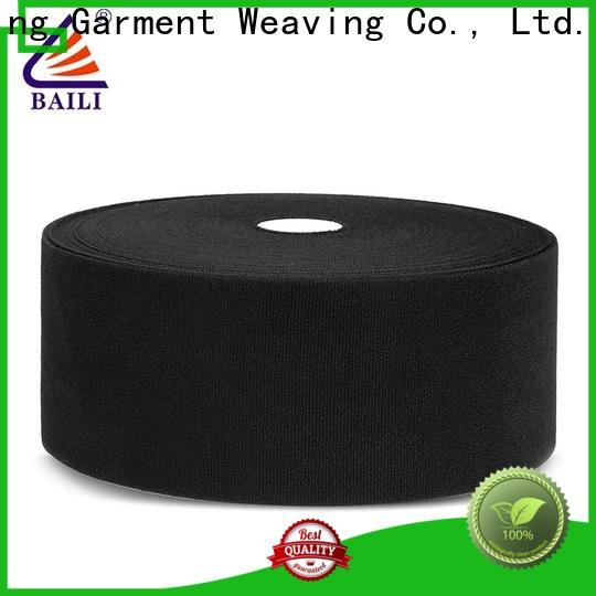 lightweight hook pile tape nylon customized for shoes