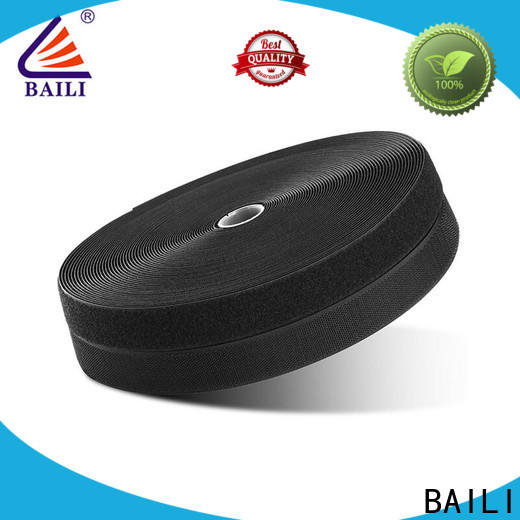 BAILI A grade quality hook tape customized for bags