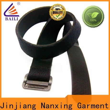 quality hook & loop fasteners elastic supplier for cable ties