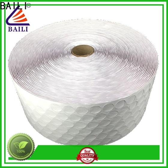 professional hook and loop dots nylon customized for metal