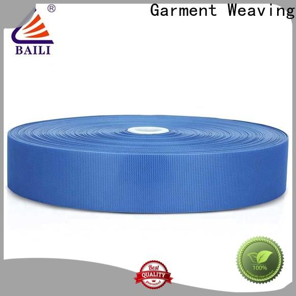 BAILI reliable hook and loop fastener sewing wholesale for clothes