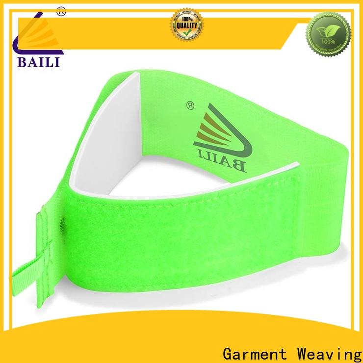 BAILI EVA hook and loop ski straps manufacturer for ski bottoms