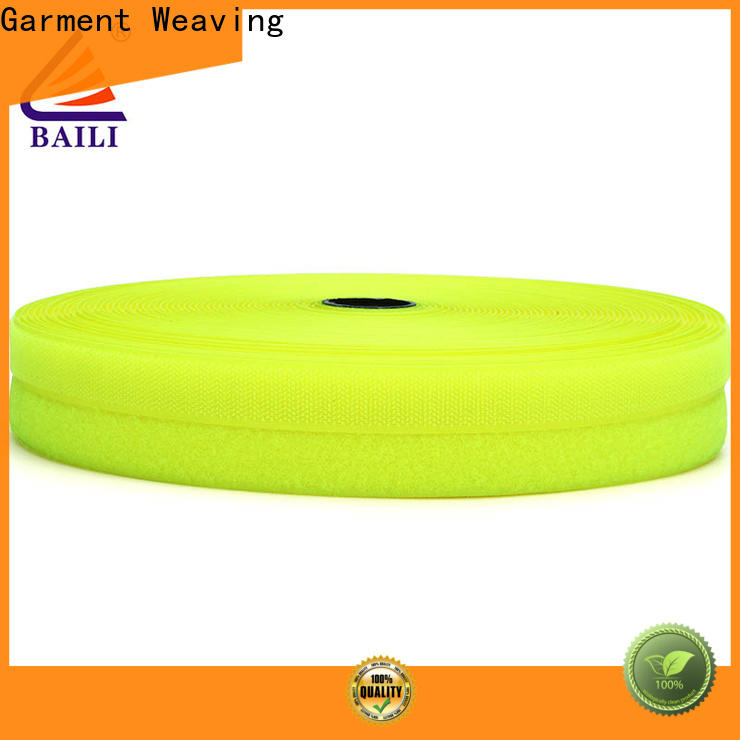eco-friendly hook and loop tape for sewing A grade quality wholesale for leather-ware