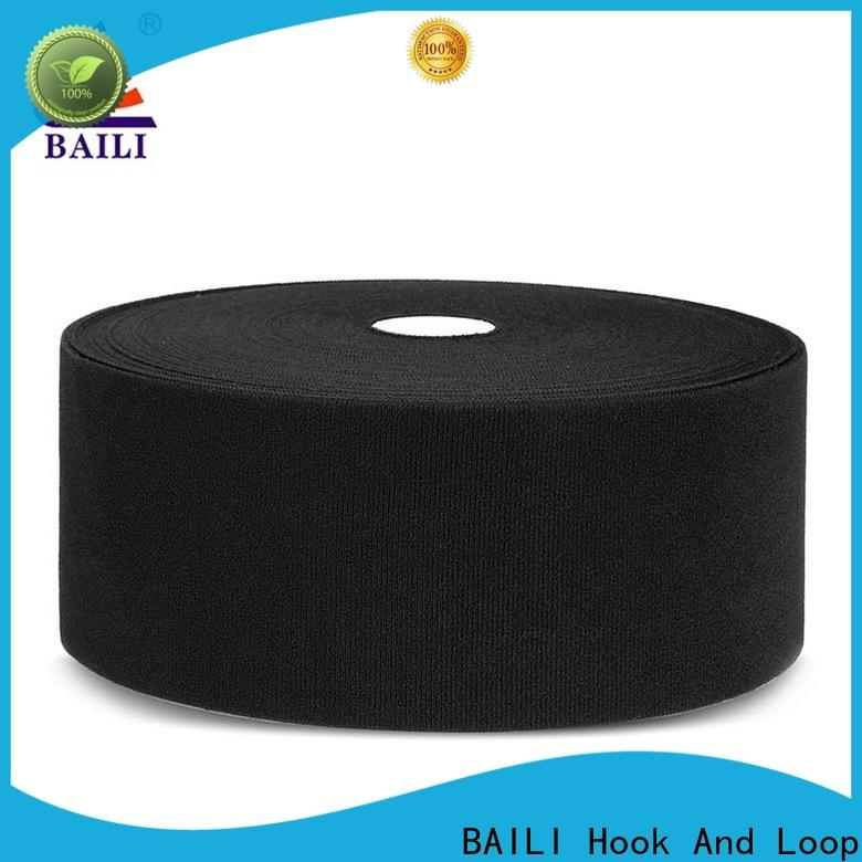 BAILI polymer 3m hook tape supplier for bags