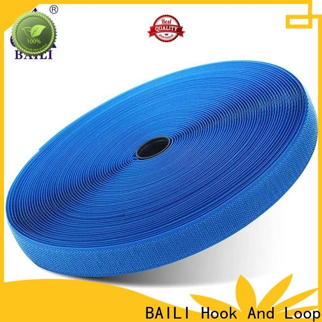 BAILI reliable hook and loop tape wholesale for costumes