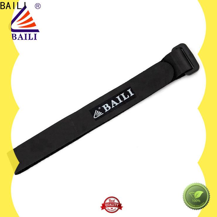 BAILI adjustable hook and loop strap series for luggage