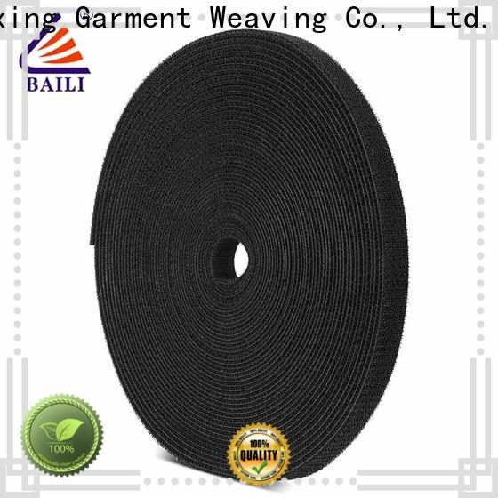 good price double sided hook and loop tape tape factory direct supply for cable