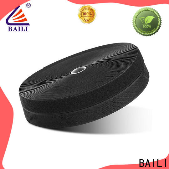 BAILI eco-friendly 3m hook and loop factory direct supply for costumes