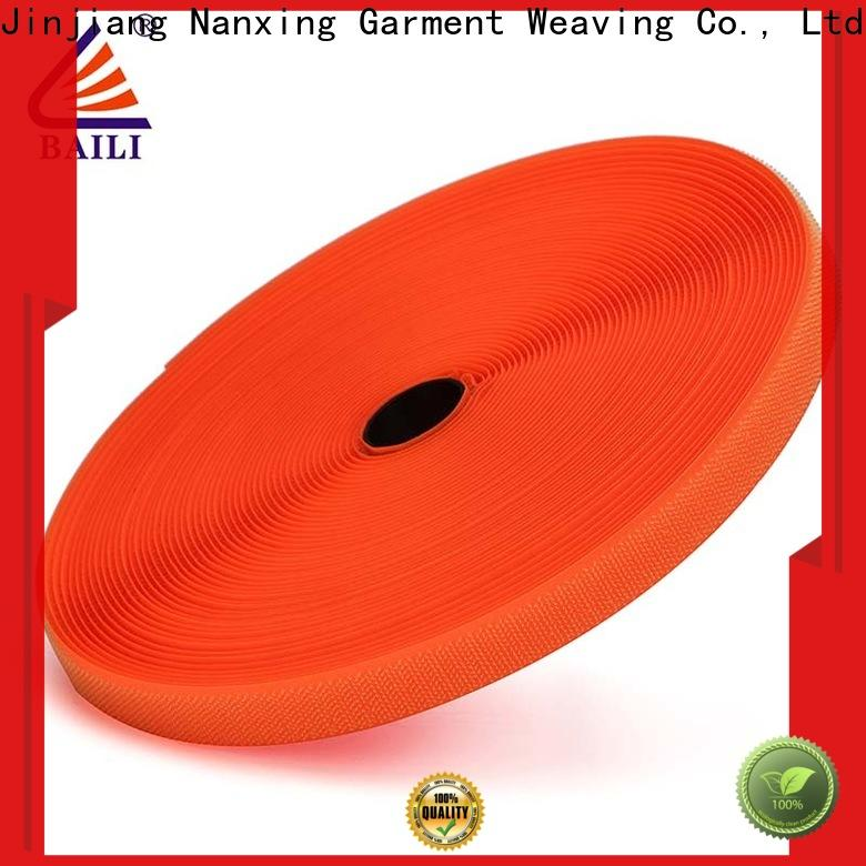reliable hook loop nylon customized for leather-ware