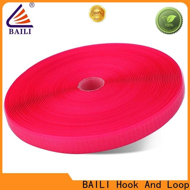 BAILI Best 10mm hook and loop tape Suppliers for costumes