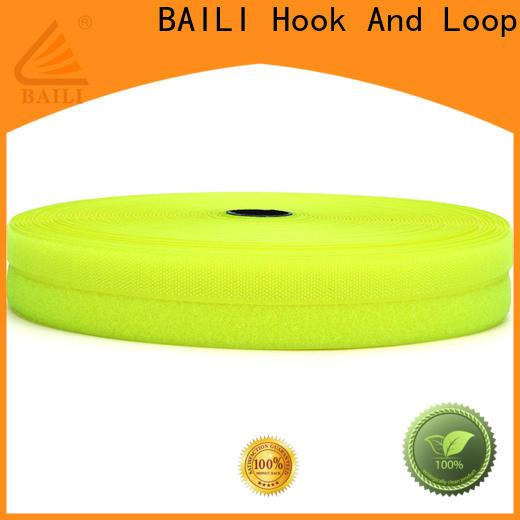BAILI Best industrial hook and loop tape factory for bags