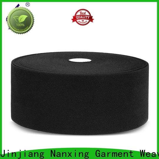 BAILI hook pile tape factory for clothes