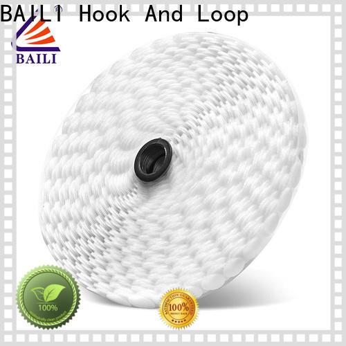BAILI Custom self adhesive hook and loop tape manufacturers for photo frame