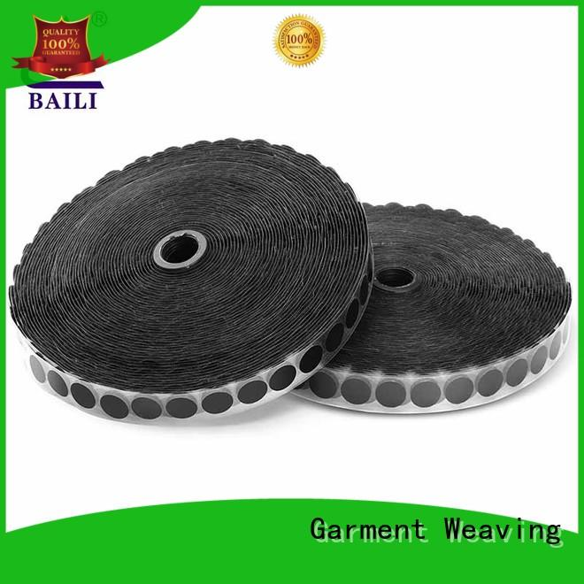 BAILI real adhesive hook and loop tape manufacturer for wood