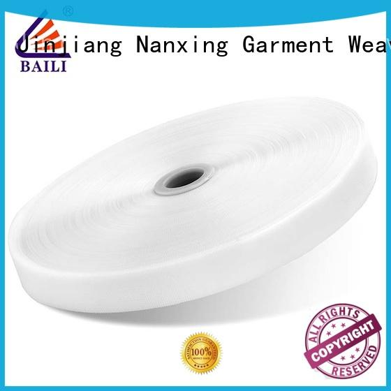 BAILI 300mm wide hook pile tape customized for bags
