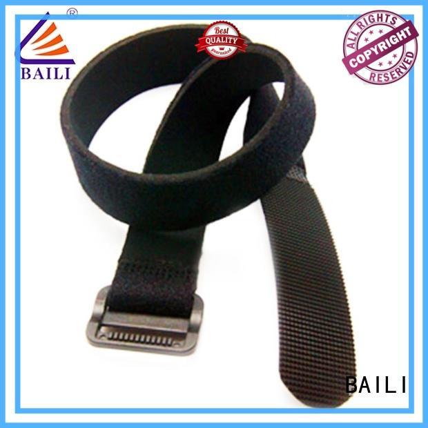 BAILI elastic hook fastener series for cable ties