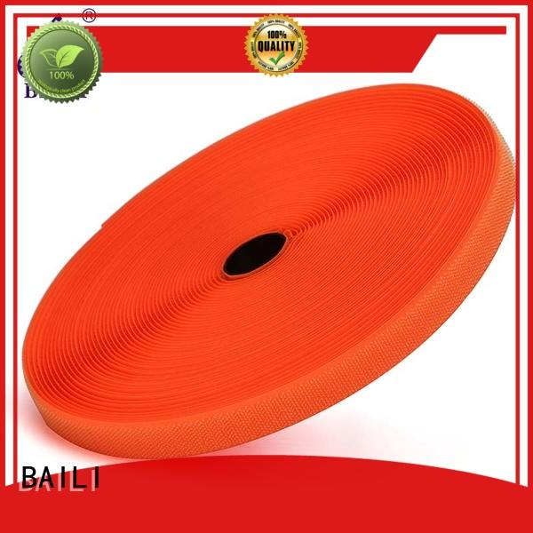 BAILI multicolor 3m hook and loop factory direct supply for costumes
