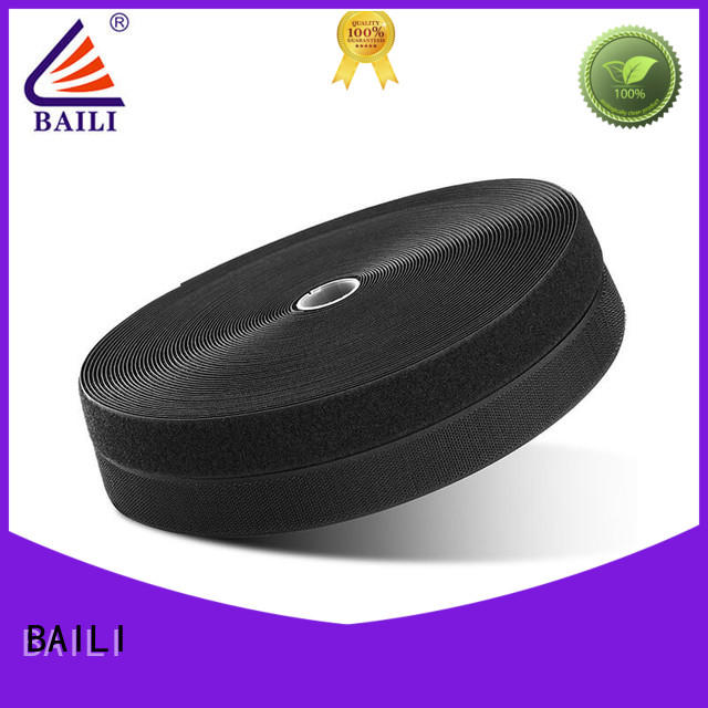quality hook loop strong peeling strength customized for shoes