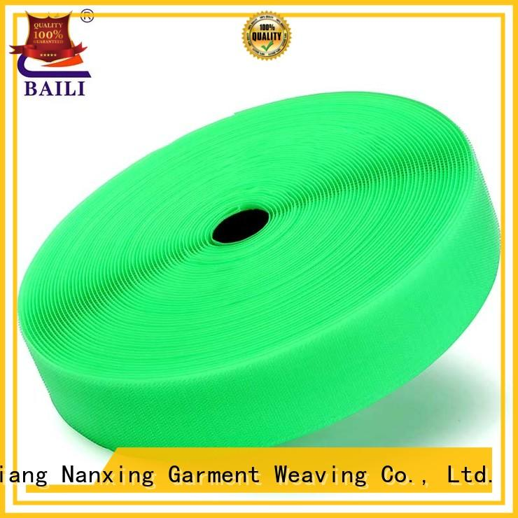 reliable hook and loop tape for sewing nylon customized for shoes