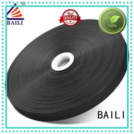 BAILI molded 3m hook tape supplier for clothes