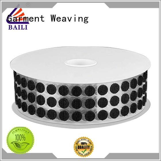 BAILI real hook and loop dots supplier for wall