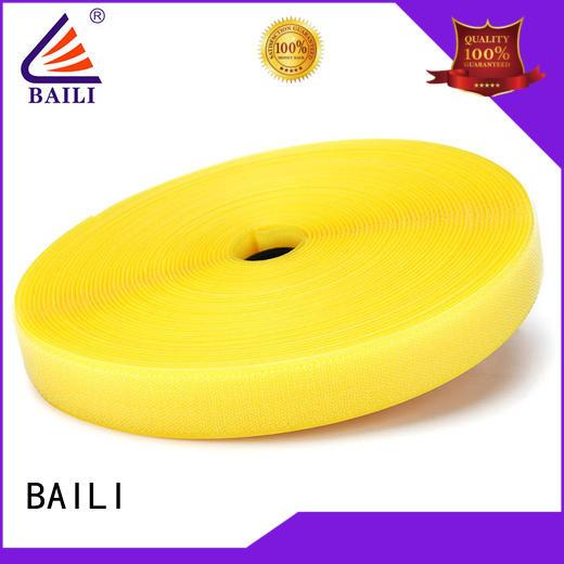 BAILI nylon hook loop customized for costumes