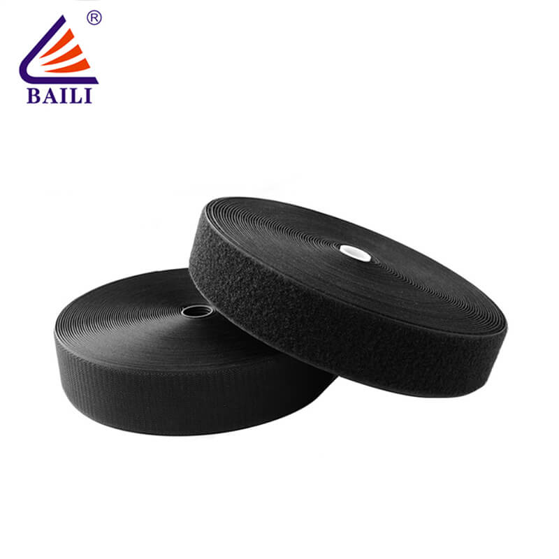 BAILI nylon hook and loop manufacturer for leather-ware-1