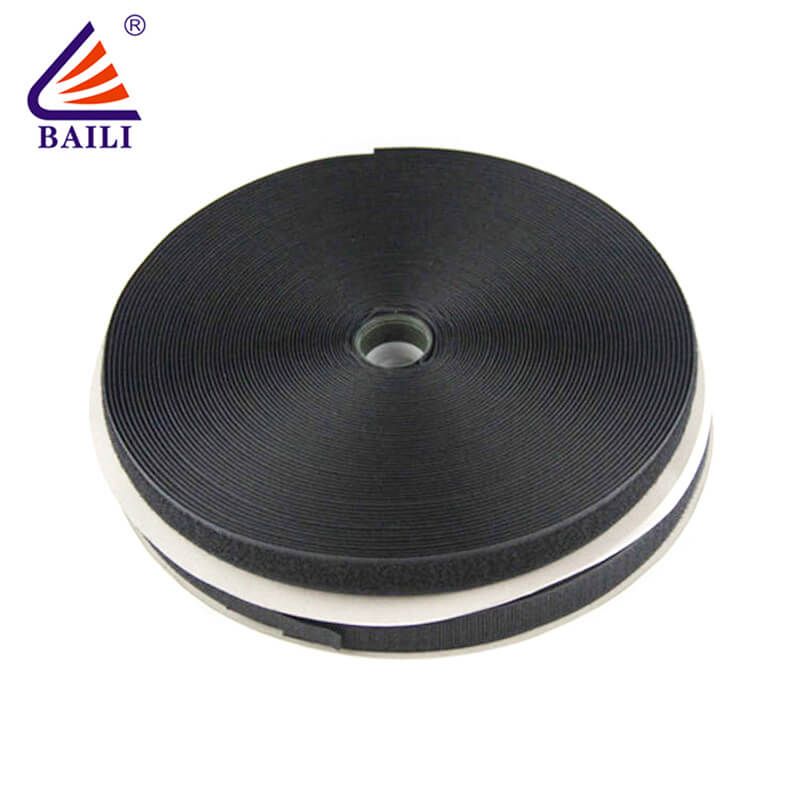 BAILI A grade quality hook tape customized for bags-2