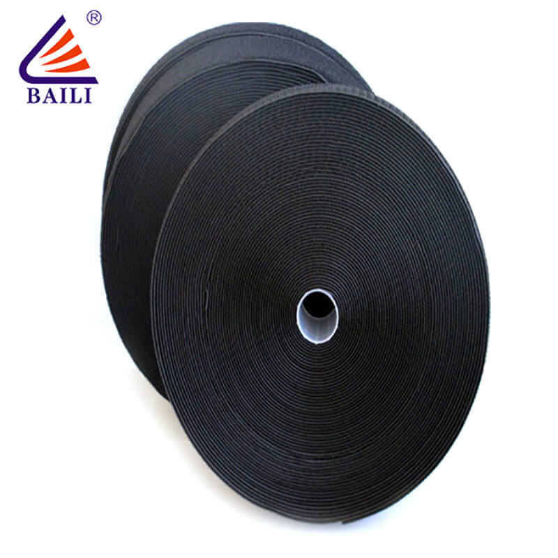 Hook and Loop Fastener tape roll Garment Accessories A grade quality